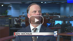Ben Micham on WRAL